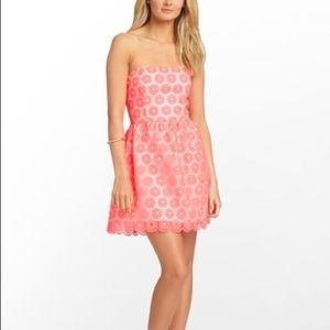 BOGO🆓 Lilly Pulitzer Fiesta Pink Payton Dress